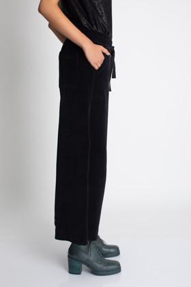 תמונה של מכנסי PALLAS שחורים