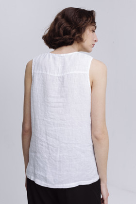תמונה של SUKY SHIRT WHITE