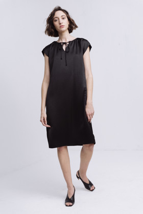 תמונה של DIMOND DRESS BLACK