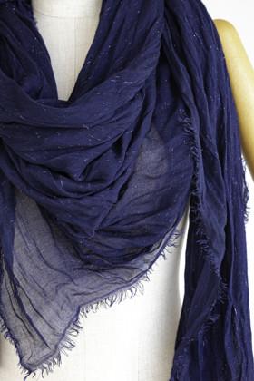 תמונה של צעיף SARTI כחול