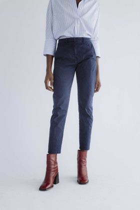 תמונה של מכנסיים בילי נייבי