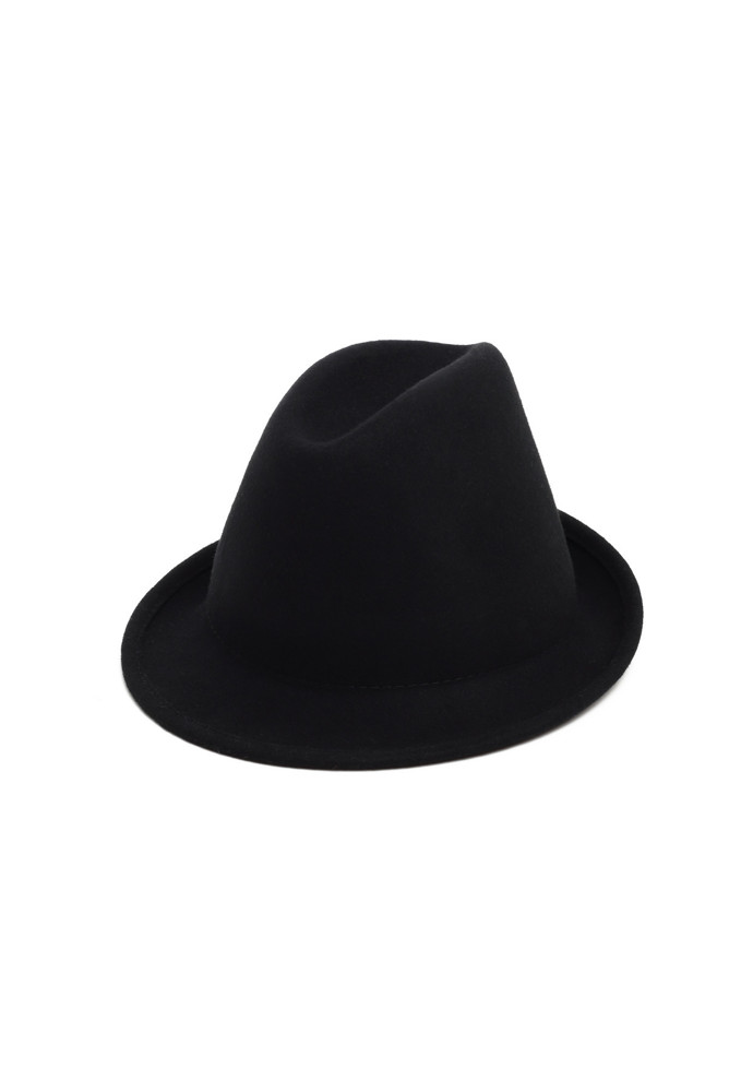 תמונה של מגבעת שחורה