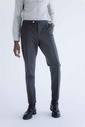 תמונה של מכנסיים פניר אפורים