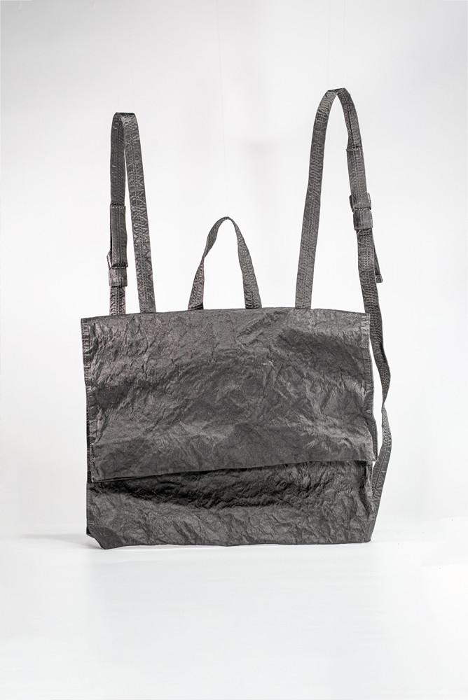 תמונה של תיק בשמל אפור