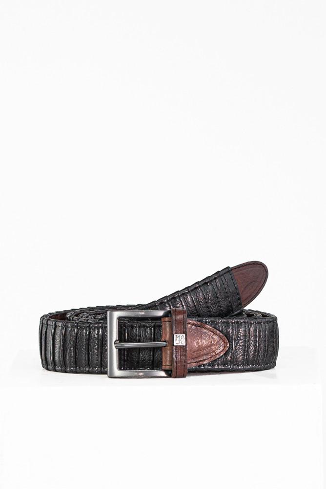 תמונה של חגורה אנריקו שחור