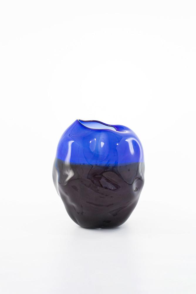 תמונה של אגרטל  שחור כחול 5016