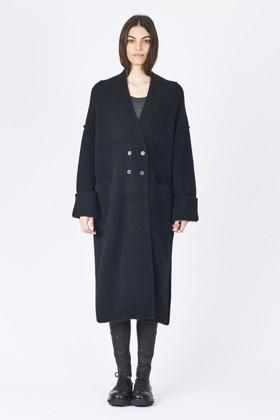 תמונה של מעיל DK35F20 שחור