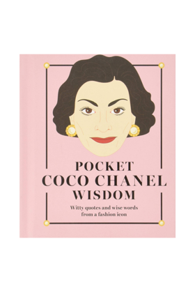 תמונה של ספר Pocket Coco Chanel Wisdom