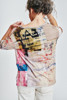 תמונה של חולצה Florist חאקי