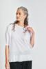 תמונה של חולצה Lecturer לבנה