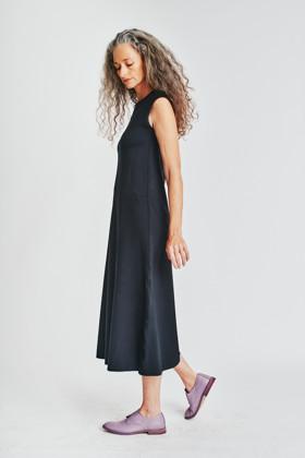תמונה של שמלה Receptionist שחורה
