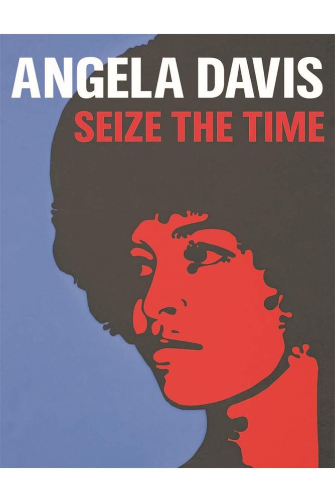 תמונה של ANGELA DAVISEIZE THE TIME