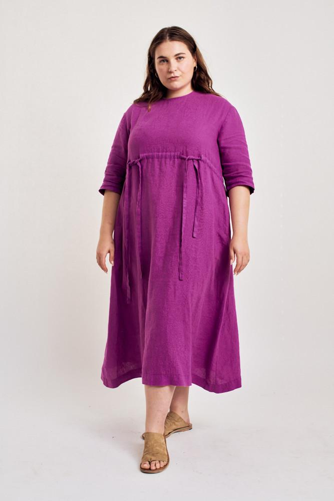 תמונה של שמלה Author סגולה