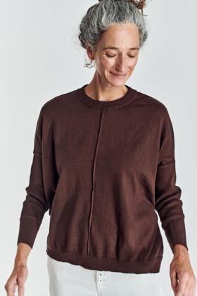 תמונה של סוודר AUSTRALIA 1 חום