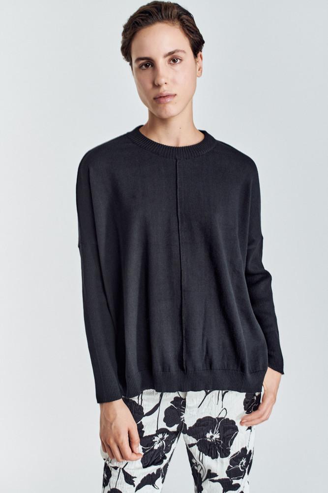 תמונה של סוודר AUSTRALIA שחור