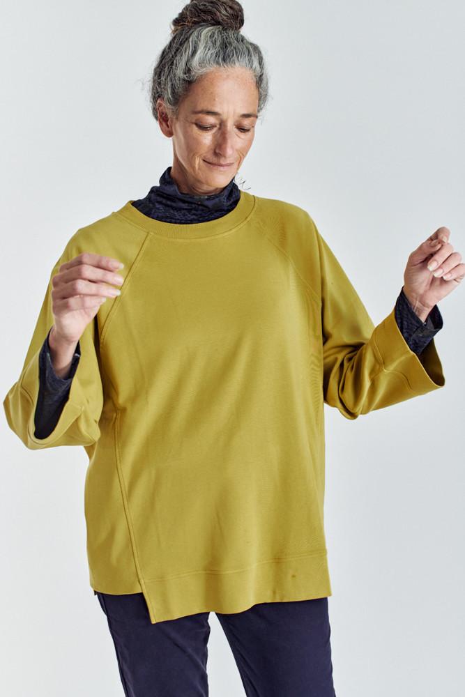 תמונה של חולצה Athlete 2 חרדל